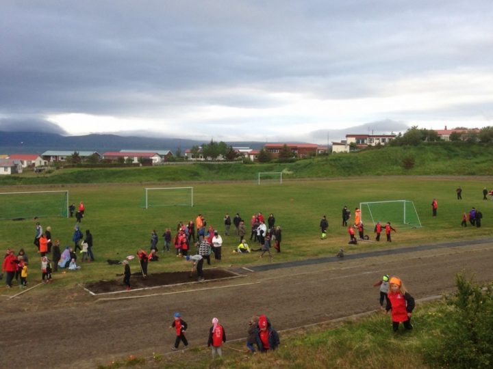 Uppskeruhátíð UDN á Reykhólum